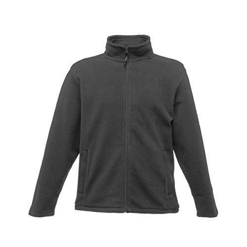 Zip Micropile Con nbsp;giacca Dark E Uomo Steel Da In Cappuccio nbsp;– Regatta Giacca qwFvBB