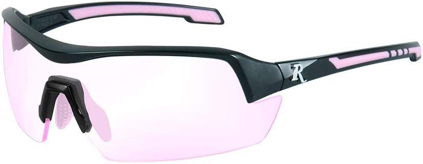 Wiley X - Remington Female Platinum Grade Eyewear Clear Rose Lens
