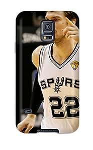 Christena Hakanson's Shop san antonio spurs basketball nba (42) NBA Sports & Colleges colorful Samsung Galaxy S5 cases