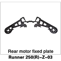 Rear Motor Fixed Plate for Walkera Runner 250 FPV Quadcopter Parts Advance Spare Parts 250(R)-Z-03