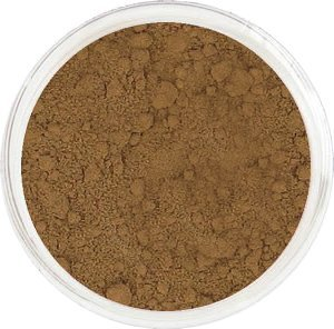 All American Foundation - Studio Mineral Makeup Premium All Natural Makeup Foundation / Deep