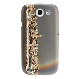LIMME-Rainbow Pattern Hard Case for Samsung Galaxy S3 I9300