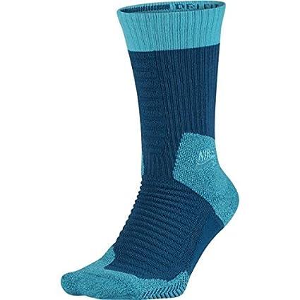Nike M NK SB ELT Skate Crew - Calcetines para hombre, color azul, talla