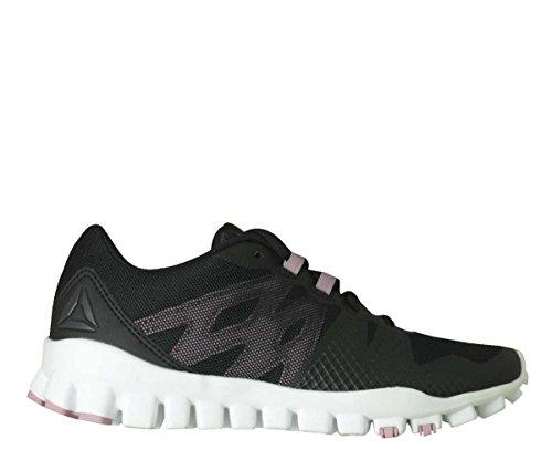 Infused Realflex 5 Women's Lilac Cross 0 Train Coal Trainer Reebok Black xp8Pqw41fn