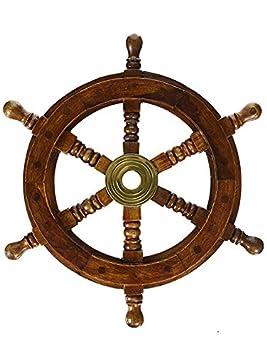 Sailors Special 8760 Ship Wheel 12