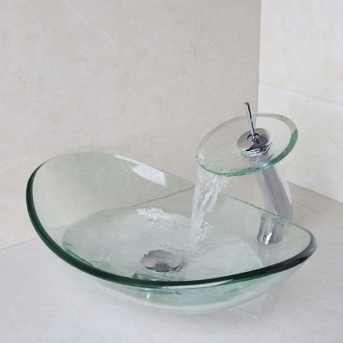 Oval Bath Sink - 1