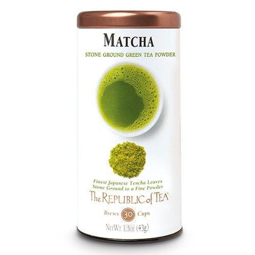 REPUBLIC OF TEA Matcha Powder, 1.5 Ounce (Pack of 1) by REPUBLIC OF TEA