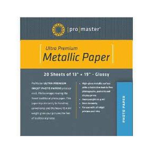 ProMaster Ultra Premium Metallic Paper - 8 1/2