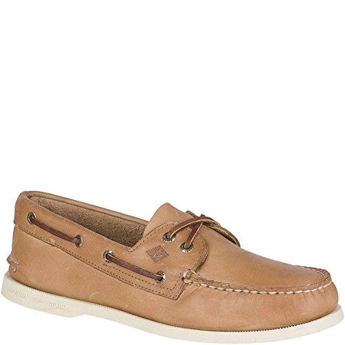 Sperry Top-Sider Men's Authentic Original Boat Shoe, Oatmeal, 11 M US