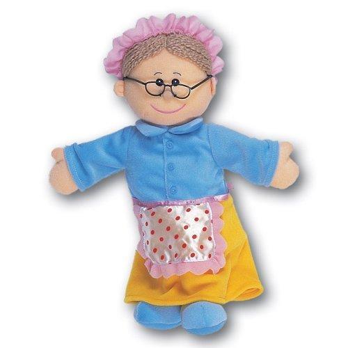 Grandma: Tellatale Hand Puppet by Fiesta Crafts Ltd