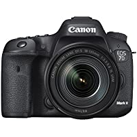 Canon EOS 7D Mark II Digital SLR Camera with EF-S 18-135mm IS USM Lens Wi-Fi Adapter Kit Benefits Review Image