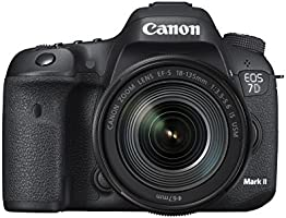 Canon EOS 7D Mark II EF-S 18-135mm F3.5-5.6 IS USM Wi-Fi Adapter Kit