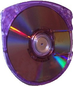 MMR UMD PSP Replacement Game Case (Purple) 1 Pack