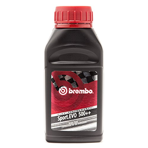 Brembo Evo Sport Brake Fluid - 250ml Bottle (CASE 20PK) by Brembo