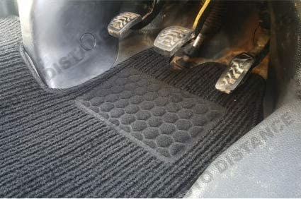 CARPET FLOOR MATS FRONT TAILORED 2006-2014 ccenter TRANSIT MK7