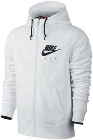 Nike Herren Aw77 Fleece Full Zip Hoody Air Heritage