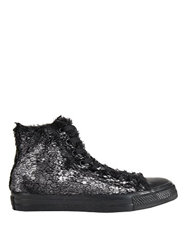 Baskets Metallic Star Fur Converse Femme Mode All Material Sparkle x7qqRHzw