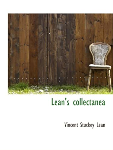Lean's collectanea