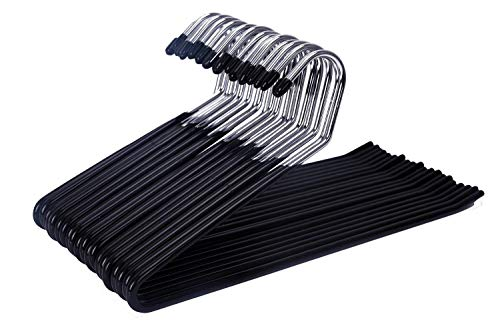 JS HANGER 20 Pack Open Ended Slacks Pant Hangers, Chrome for sale  Delivered anywhere in USA