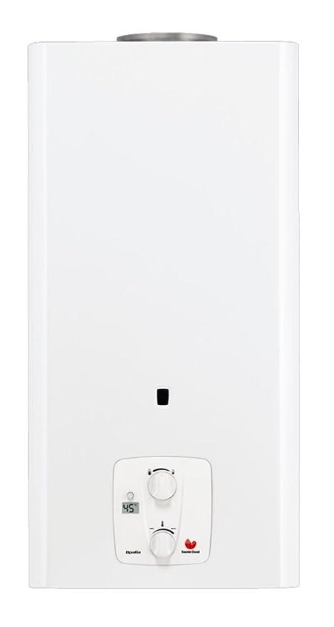 Calentador de baño instantáneo OPALIA F14E micro acumulación de gas encendido electrónico con ventosa ZB97TN00 GN