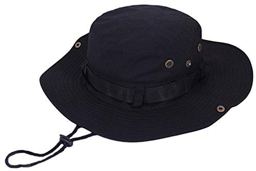 sortie en ligne réputation fiable outlet à vendre Y-BOA Chapeau Soleil Homme Été Bob Pêcheur Militaire Outdoor Loisir Toile
