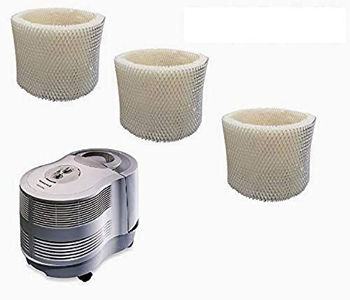 (Wicking Humidifier Replacement Filter for Honeywell HCM-6009 HC-14N HW14 HC-14V1 Filter E (3 Pack))