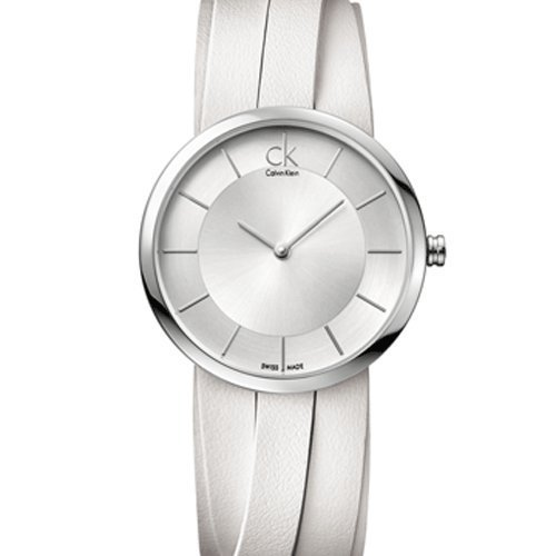 Calvin Klein Watches K2R2M1K6 WHITE - Plaza Eyewear