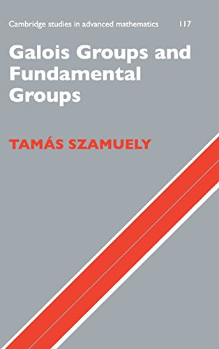 Galois Groups and Fundamental Groups (Cambridge Studies in Advanced Mathematics)