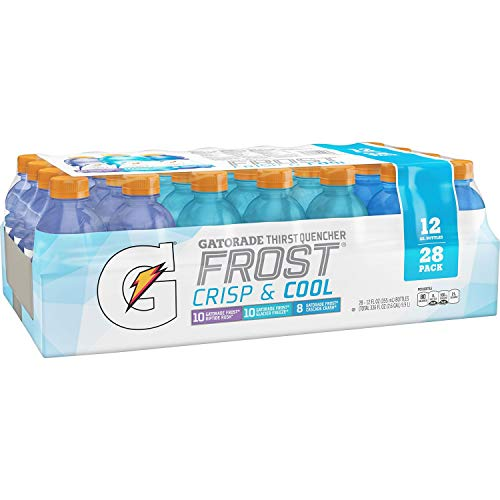 Gatorade Frost Variety Pack, 12 Ounce (24 Bottles)