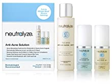 Neutralyze® Anti-Acne Solution enhances your skin's natural healing capabilities, rendering acne -and the inflammation and redness that accompany it -totally powerless. We've discovered the secret to treating moderate to severe acne: Advanc...