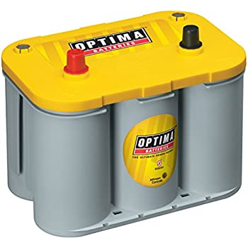 Optima Batteries 8012-021 D34 YellowTop Dual Purpose Battery