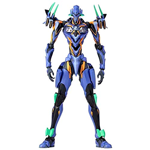 - Bowinr Neon Genesis Evangelion: EVA-01 Figma Action Figure, Premium Collectible PVC Figure for Home Decor