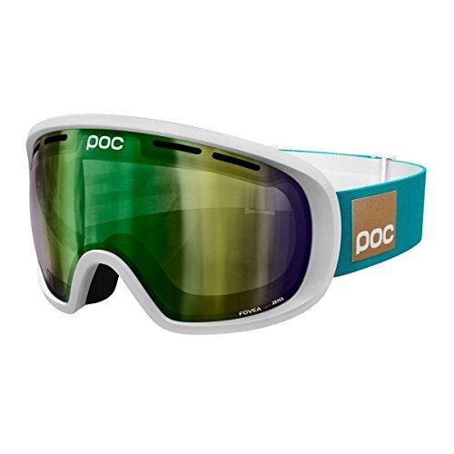 POC - Fovea Blunck Edition Goggle, Hydrogen White, ONE - Uk Goggles Poc