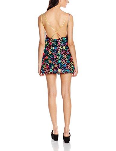 Jaded London Cornelli Cami - vestido Mujer Multicolor
