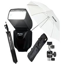 Phottix Mitros TTL Flash Kit for Canon Cameras