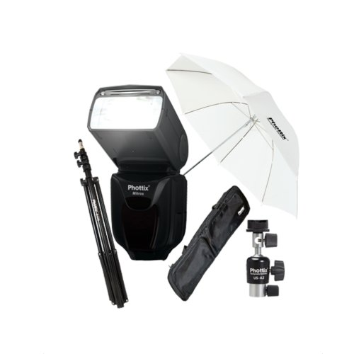 Phottix Mitros TTL Flash Kit for Canon Cameras