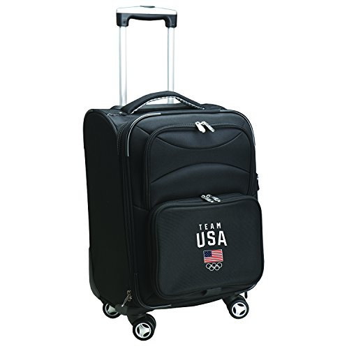 Team USA Olympics Carry-On Spinner by Denco