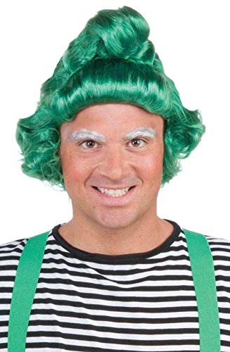 Green Costume Wigs (Forum Novelties Green Elf Wig)