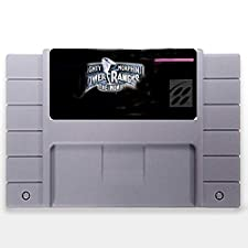 MightyMorphin PowerRangerss the Movie 16 bit Big Gray Game Card For NTSC Game Player - MD card Game Card For Sega Mega Drive For Genesis
