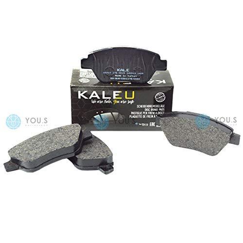 Kale 77362179 Front Axle Set of Brake Pads Brake Pads: