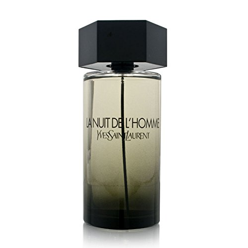 Yves Saint Laurent L'Homme La Nuit De Eau De Toilette Spray for Men, 6.7 Ounce (Best Yves Saint Laurent Cologne)
