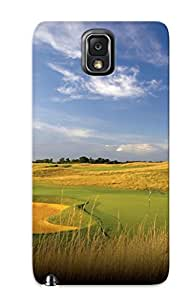 Kathewade High Grade Flexible Tpu Case For Galaxy Note 3 - Golf For Flyers ( Best Gift Choice For Thanksgiving Day)