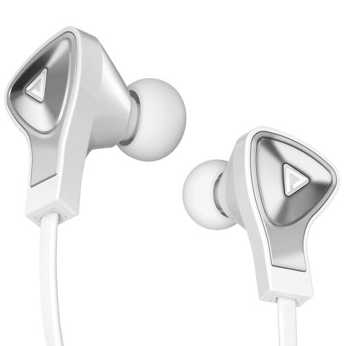Monster DNA In-Ear Headphones, White ()