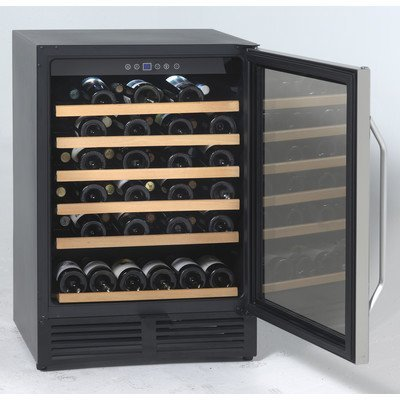 Avanti WCR506SS 50 Bottle Wine Cooler, Stainless Steel (Wine Avanti Coolers)