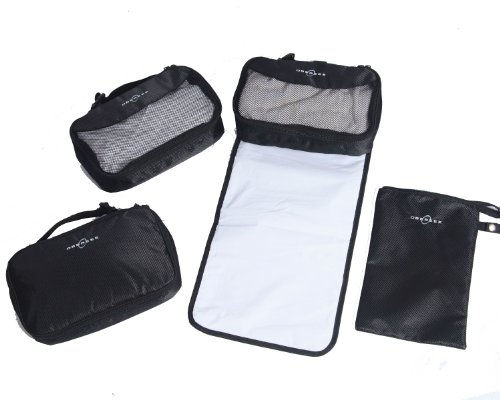obersee-4-piece-diaper-bag-conversion-kit-black