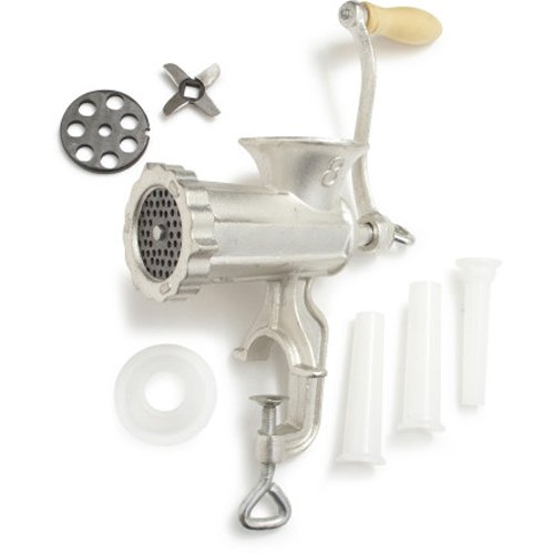 Meat Grinder with Tabletop Clamp