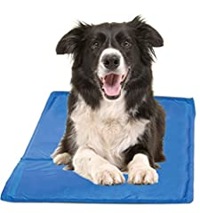 The Chillz Pad from Hugs Pet Products is game-changing self-cooling pet cushion that works without refrigeration, water, or electricity. It fits any size pet and promises to keep your four-legged friends cool and comfy, indoors, outdoors or o...