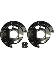 Dorman 924-221 Brake Dust Shield, Pair Ready To Paint If Needed