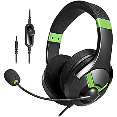 amazonbasics-gaming-headset-green