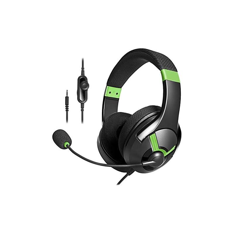 amazonbasics-gaming-headset-green